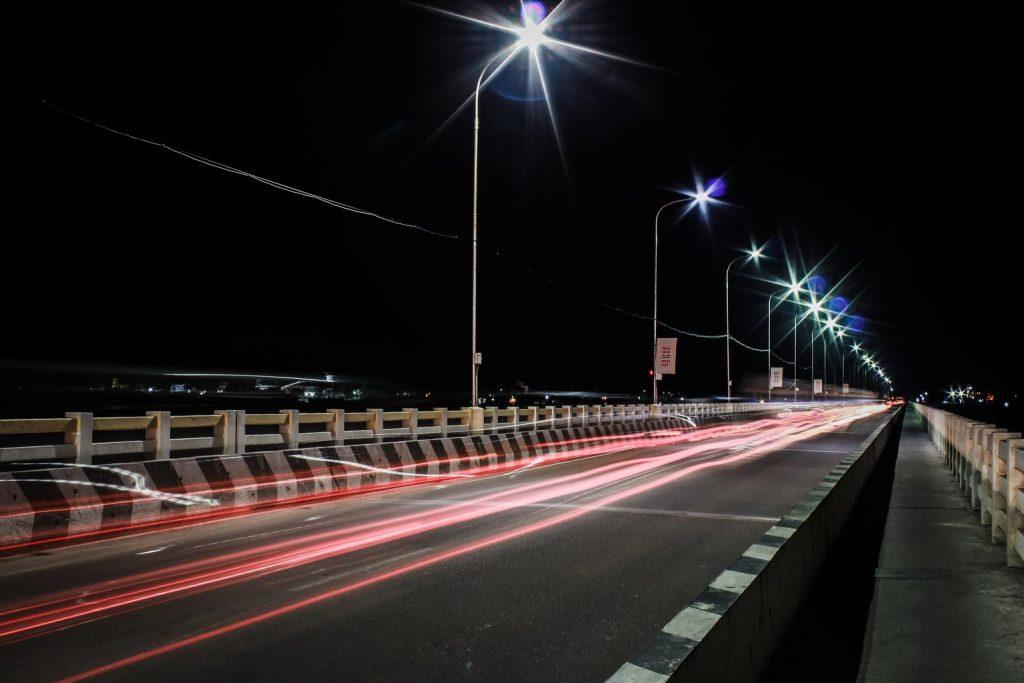 Autostrada Nădlac-Arad și drum de legătură-Iluminat cu LED si TELEGESTIUNE